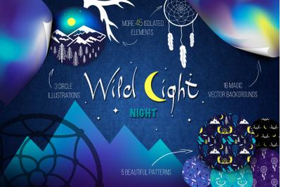 Wild Light | Night
