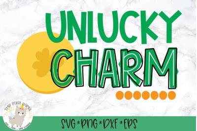 UnLucky Charm SVG Cut File