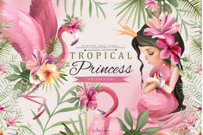 Tropical Princess Collection