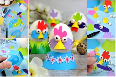 Easter decor handmade