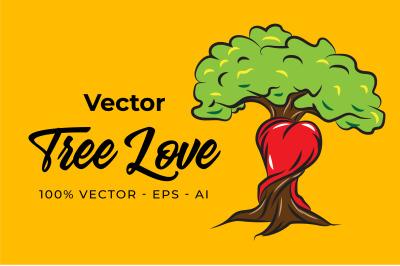 Treelove Vector