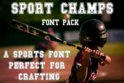 Sports Font Duo