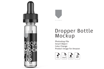 Dropper Bottle Mockup 10