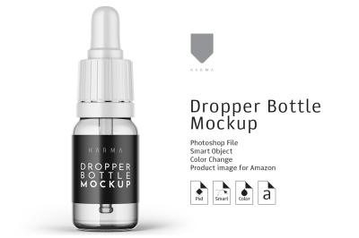 Dropper Bottle Mockup1