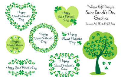 Saint Patrick's Day Graphics