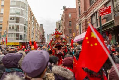 14 Photos of Lunar New Year Festival