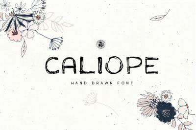 Caliope Font