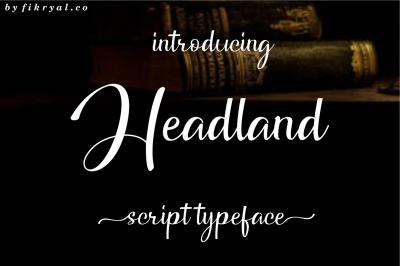 Headland // script