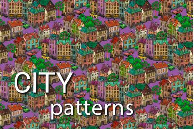 City patterns