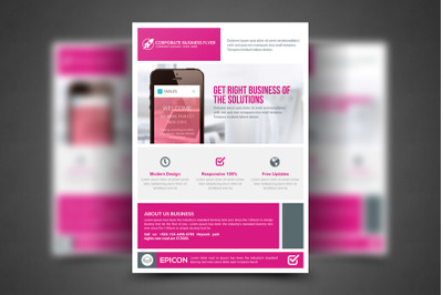 Business Responsive Flyer