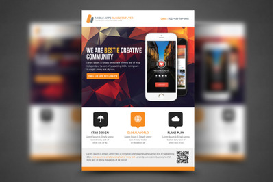 Corporate Flyer / Business Flyer Template