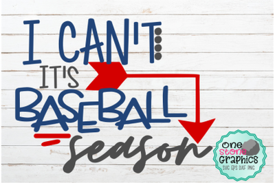 I can't it's baseball season svg,Baseball svg,baseball mom svg