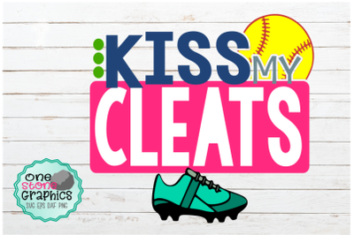 kiss my cleats svg,softball svg,cleats svg,softball svgs