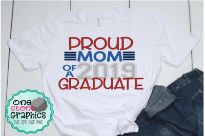 proud mom of a 2019 graduate svg,senior svg,graduation svg