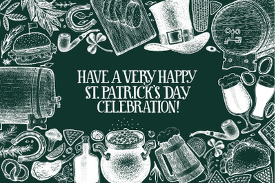 St. Patrick's Day Vector Collection