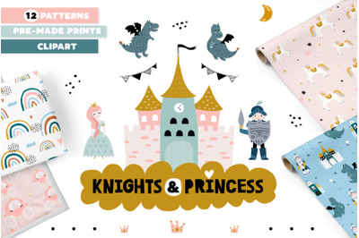 Knights & Princess