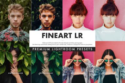 Fineart Lightroom Presets