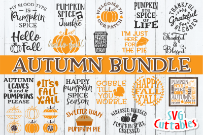 Autumn Bundle