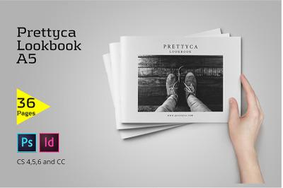 Prettyca Lookbook A5