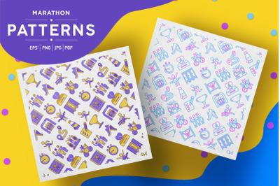 Marathon Patterns Collection