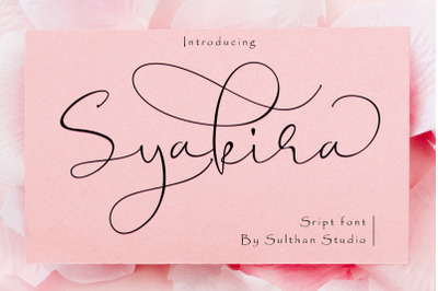 Syakira Script