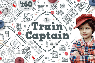 O' boy - Train Captain