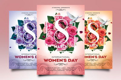 Women's Day Flyer