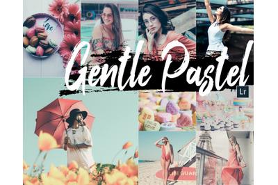 Neo Gentle Pastel Theme Desktop Lightroom Presets