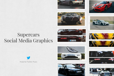 Supercars Twitter Posts