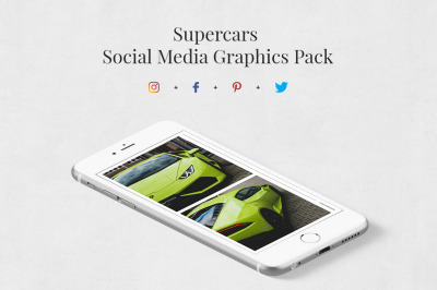 Supercars Pack