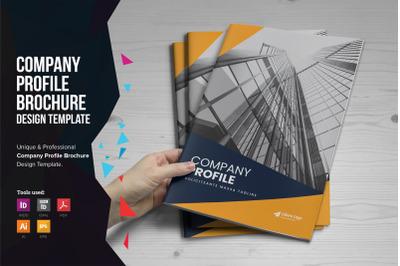 Company Profile Brochure v5
