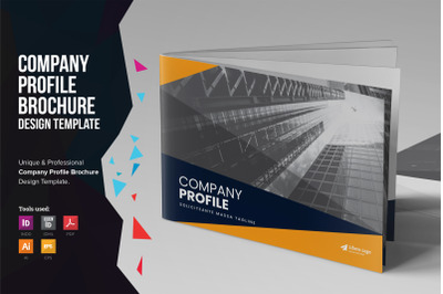Company Profile Brochure v6