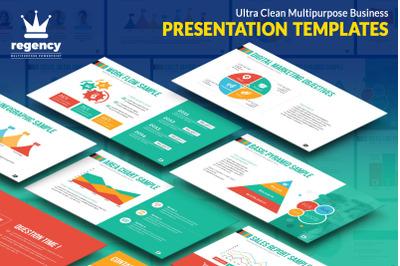 Clean Business Presentation