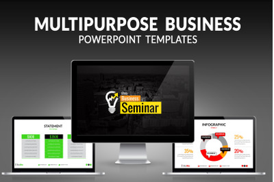 Multipurpose Business Presentation