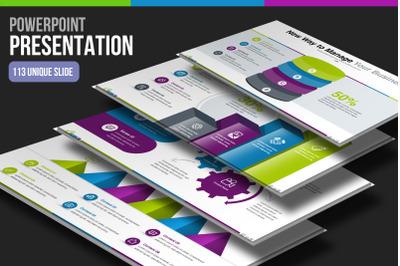 Startup Business PowerPoint Presentation Template