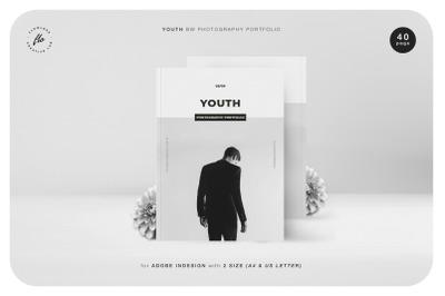 YOUTH BW Photography Portfolio