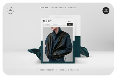 NEO BOY Fashion Magazine & Lookbook