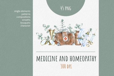 medicine and homeopathy