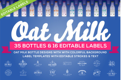 Awesome Oat Milk Product Designs