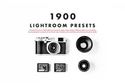 1900 Lightroom Presets