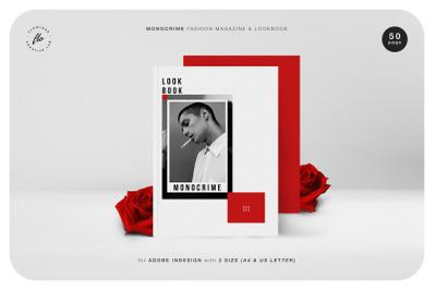 MONOCRIME Fashion Magazine & Lookbook