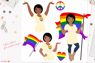 LGBTQ Pride Day (L472 Oona)