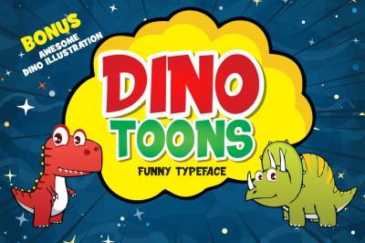 Dinotoons