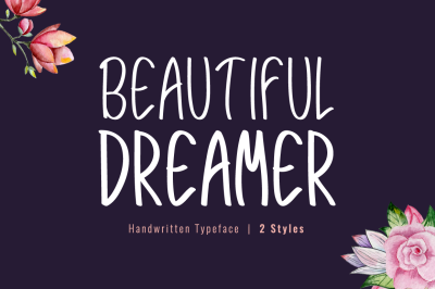 Beautiful Dreamer Typeface