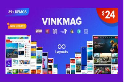 Vinkmag - Newspaper News Magazine WordPress The