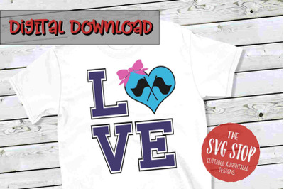 Love Color Guard  3-SVG, PNG, DXF