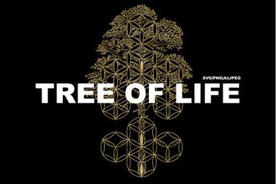 Tree of Life. SVG|PNG|Ai|JPEG
