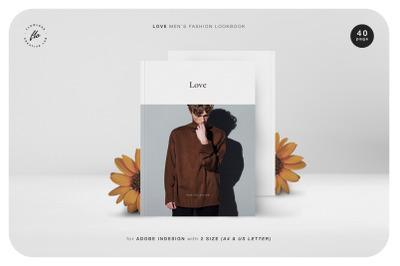 LOVE Men's Fashion Lookbook