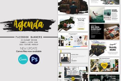 Agenda Post Banners
