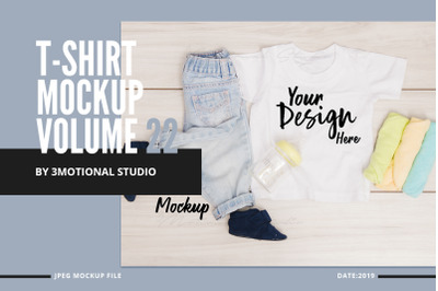 Neo T-Shirt Mockup Volume 22
